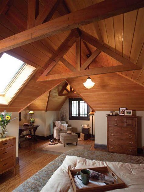 Amazing Attic Bedroom Ideas On A Budget 42