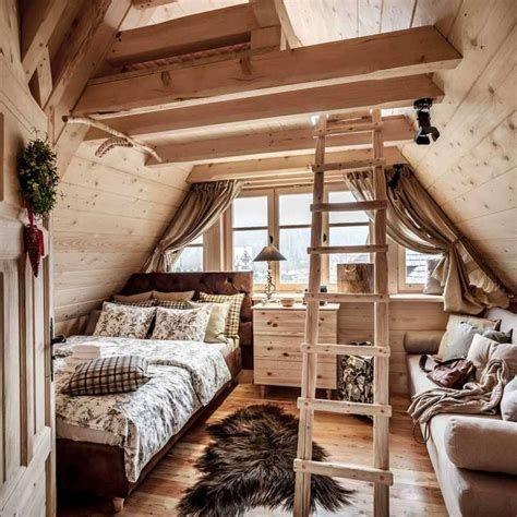 Amazing Attic Bedroom Ideas On A Budget 45