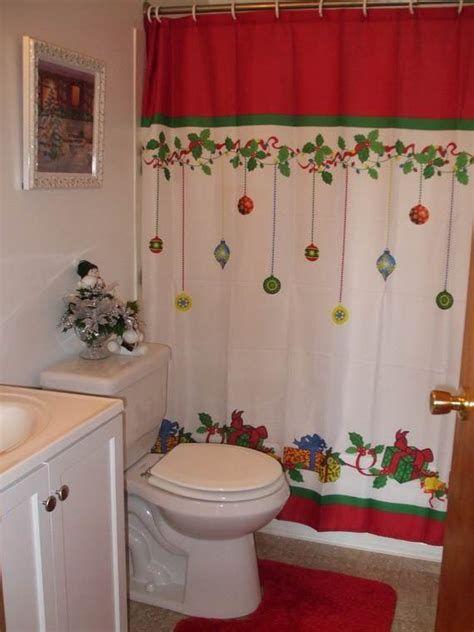 Amazing Christmas Bathroom Decorations That Will Amaze You 04