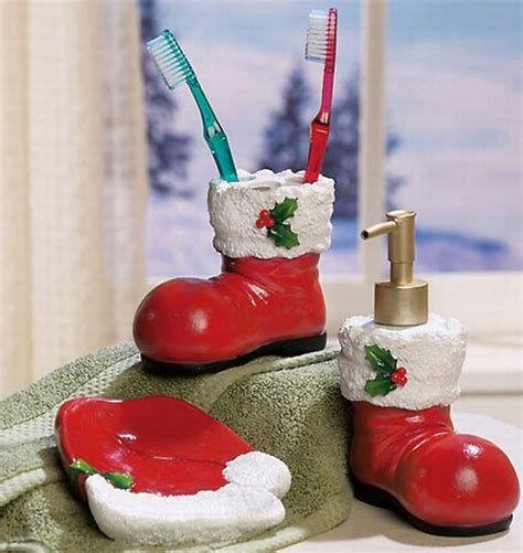 Amazing Christmas Bathroom Decorations That Will Amaze You 05