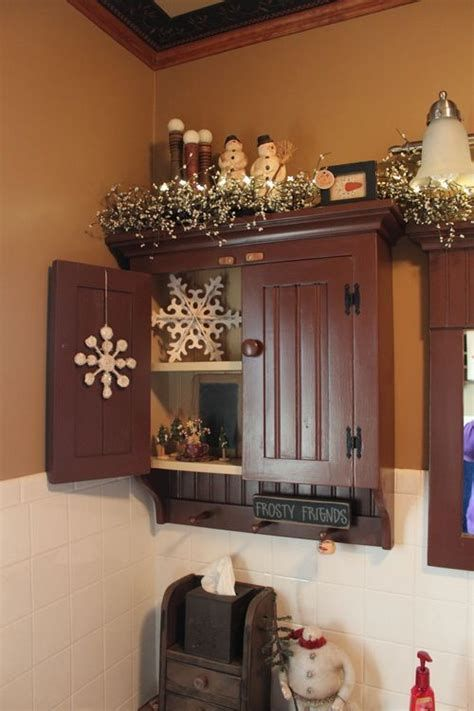 Amazing Christmas Bathroom Decorations That Will Amaze You 11