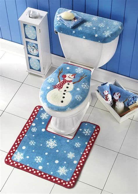 Amazing Christmas Bathroom Decorations That Will Amaze You 18