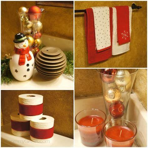Amazing Christmas Bathroom Decorations That Will Amaze You 19