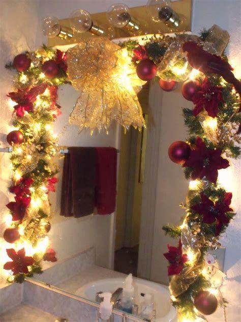 Amazing Christmas Bathroom Decorations That Will Amaze You 24