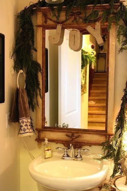 Amazing Christmas Bathroom Decorations That Will Amaze You 26