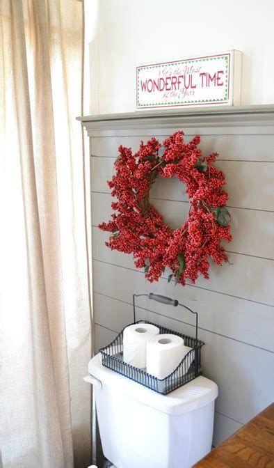 Amazing Christmas Bathroom Decorations That Will Amaze You 31