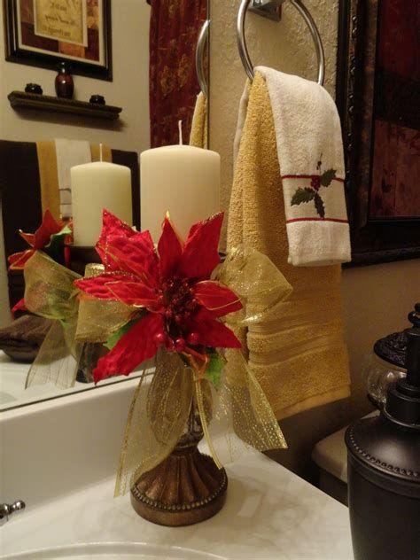 Amazing Christmas Bathroom Decorations That Will Amaze You 32