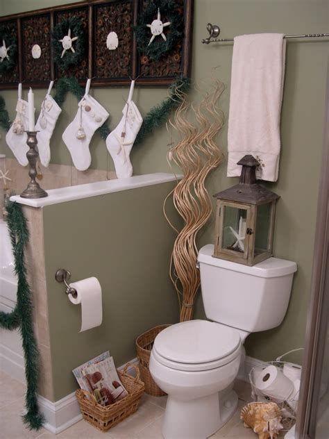 Amazing Christmas Bathroom Decorations That Will Amaze You 36