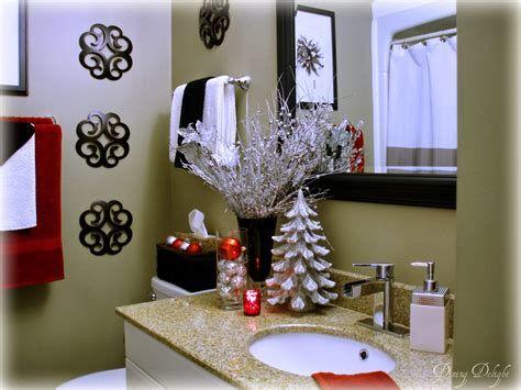 Amazing Christmas Bathroom Decorations That Will Amaze You 40