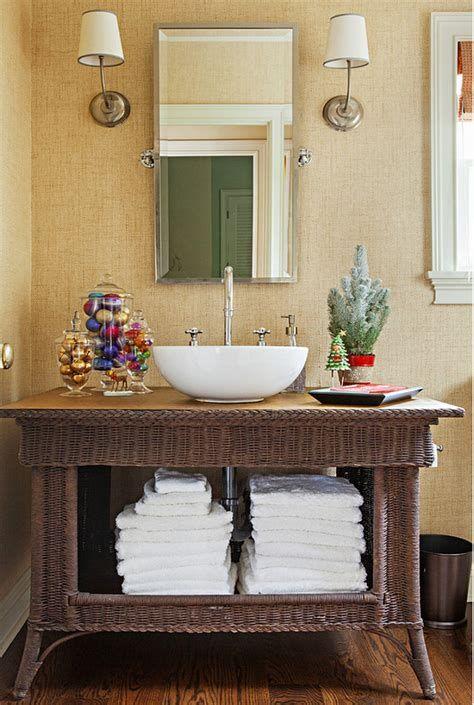 Amazing Christmas Bathroom Decorations That Will Amaze You 43