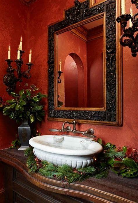 Amazing Christmas Bathroom Decorations That Will Amaze You 45