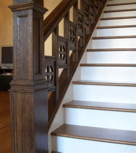 Amazing Victorian Staircases Design Ideas For Beauty And Safety 05