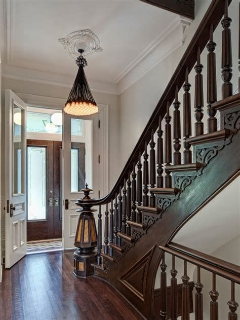 Amazing Victorian Staircases Design Ideas For Beauty And Safety 15