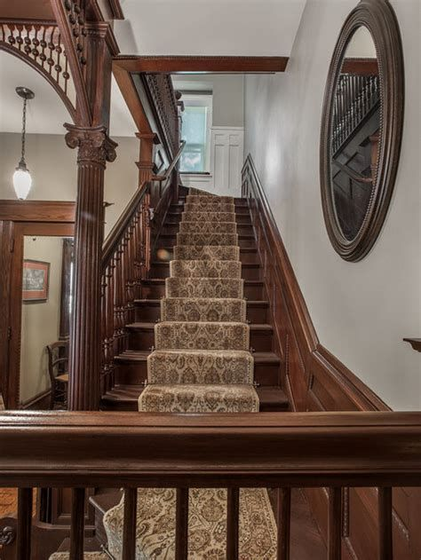 Amazing Victorian Staircases Design Ideas For Beauty And Safety 29