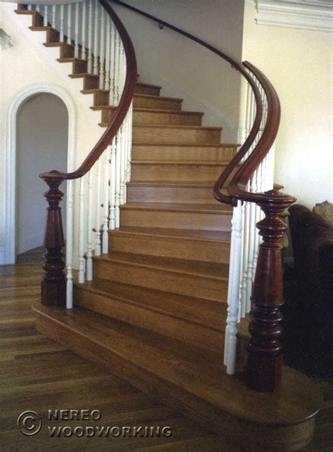 Amazing Victorian Staircases Design Ideas For Beauty And Safety 30