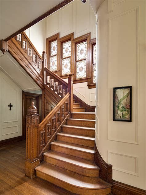 Amazing Victorian Staircases Design Ideas For Beauty And Safety 31