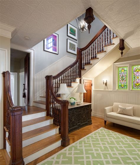 Amazing Victorian Staircases Design Ideas For Beauty And Safety 39