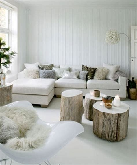 Attractive Winter Living Room Decoration Ideas For Warmth In The House 13