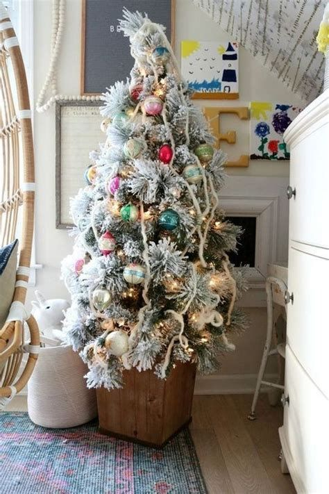 Beautiful Christmas Decorating Ideas For Tiny House 36