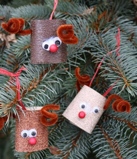 Beautiful Homemade Christmas Decorations And Ideas 07