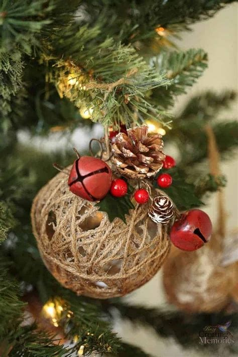Beautiful Homemade Christmas Decorations And Ideas 09