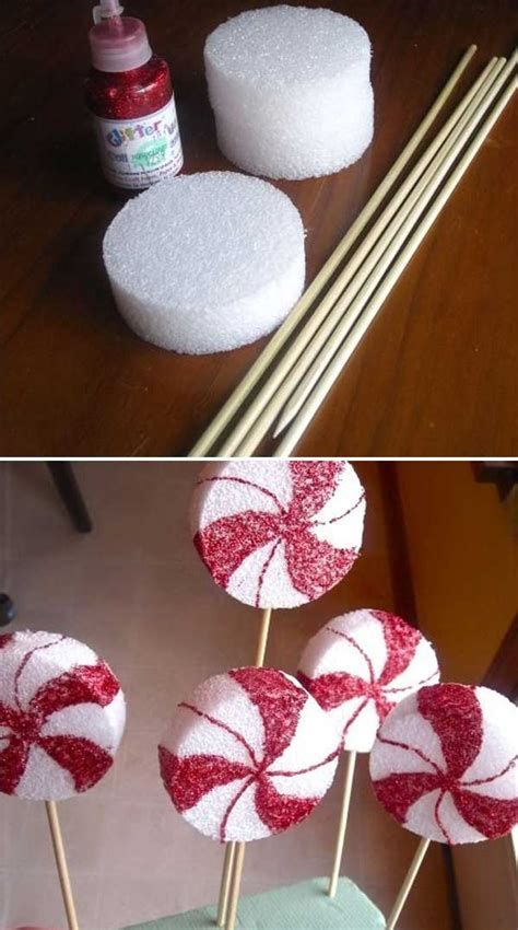 Beautiful Homemade Christmas Decorations And Ideas 12