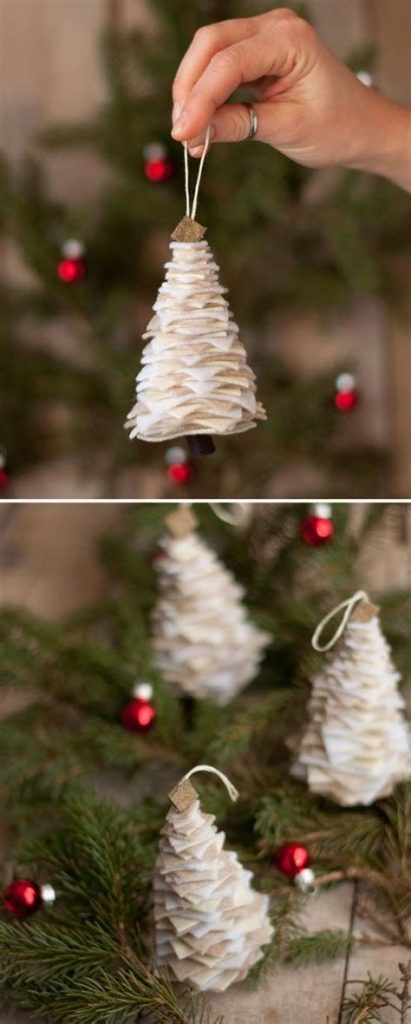 Beautiful Homemade Christmas Decorations And Ideas 18