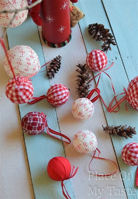Beautiful Homemade Christmas Decorations And Ideas 23