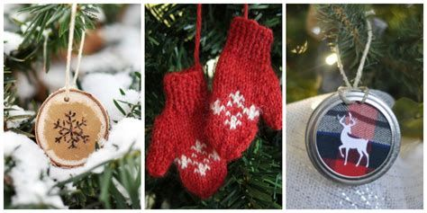 Beautiful Homemade Christmas Decorations And Ideas 33