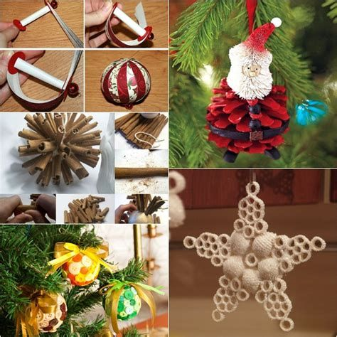 Beautiful Homemade Christmas Decorations And Ideas 34