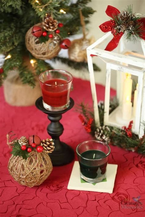 Beautiful Homemade Christmas Decorations And Ideas 39