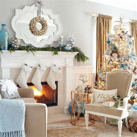 Best Christmas Living Room Decoration Ideas For Your Home 03
