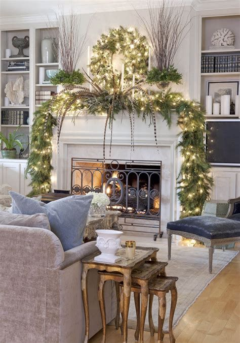 Best Christmas Living Room Decoration Ideas For Your Home 08