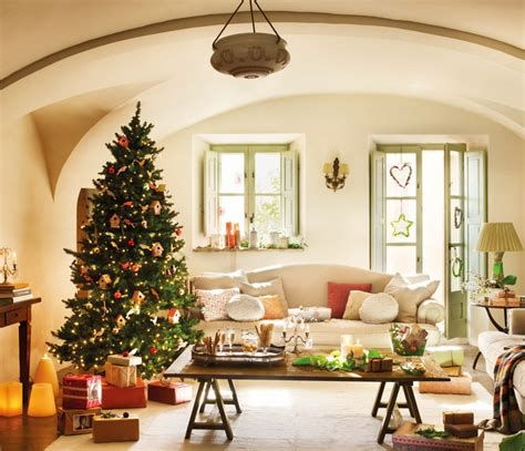Best Christmas Living Room Decoration Ideas For Your Home 09