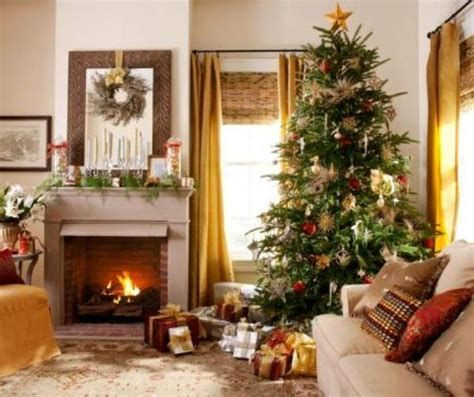 Best Christmas Living Room Decoration Ideas For Your Home 11