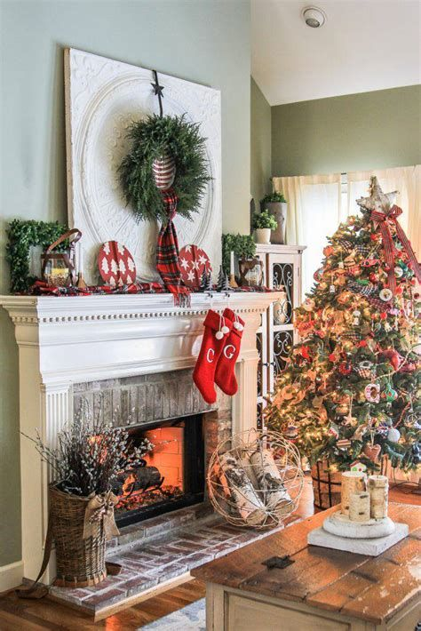 Best Christmas Living Room Decoration Ideas For Your Home 12