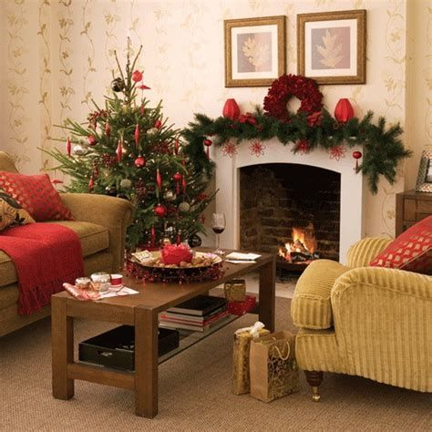 Best Christmas Living Room Decoration Ideas For Your Home 14