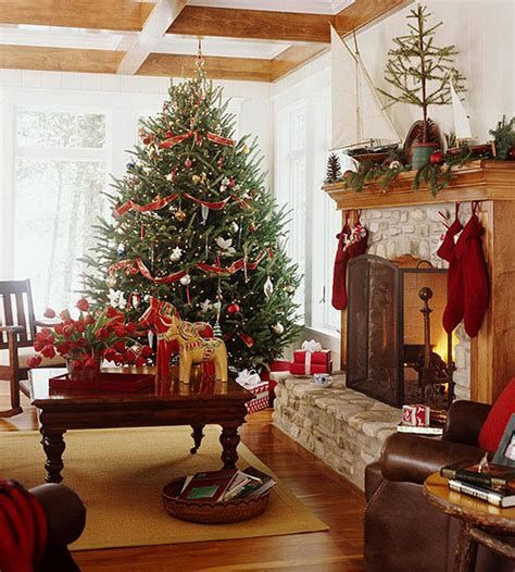 Best Christmas Living Room Decoration Ideas For Your Home 18