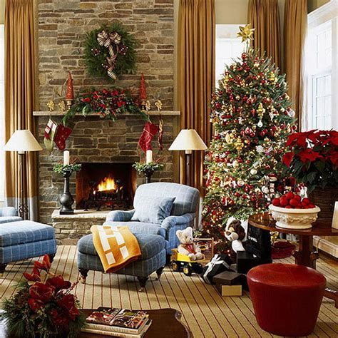 Best Christmas Living Room Decoration Ideas For Your Home 19