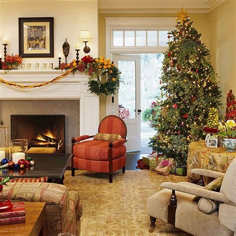 Best Christmas Living Room Decoration Ideas For Your Home 33