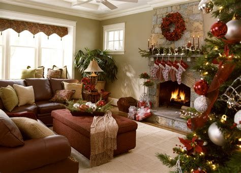 Best Christmas Living Room Decoration Ideas For Your Home 37