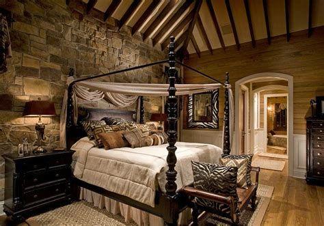 Cozy Rustic Bedroom Interior Designs For This Winter 01
