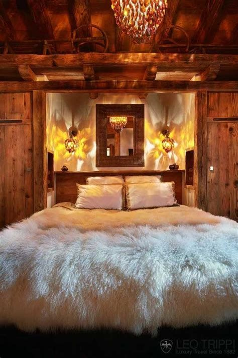 Cozy Rustic Bedroom Interior Designs For This Winter 08