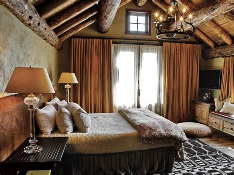 Cozy Rustic Bedroom Interior Designs For This Winter 10
