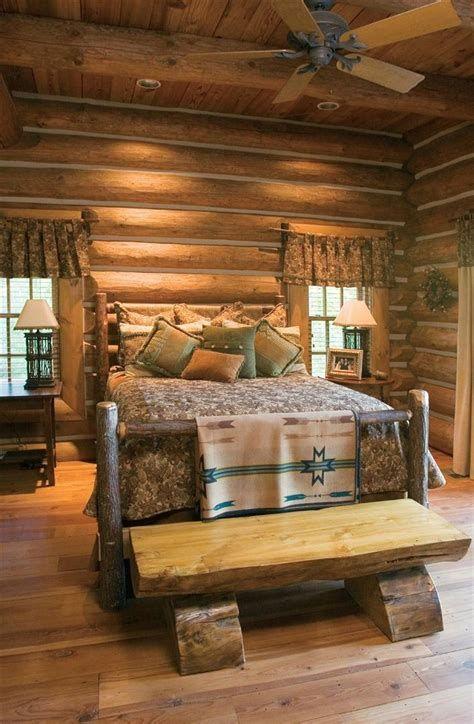 Cozy Rustic Bedroom Interior Designs For This Winter 16