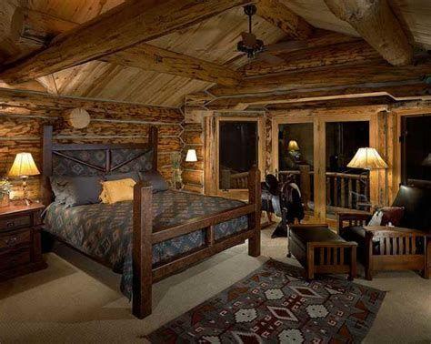 Cozy Rustic Bedroom Interior Designs For This Winter 29