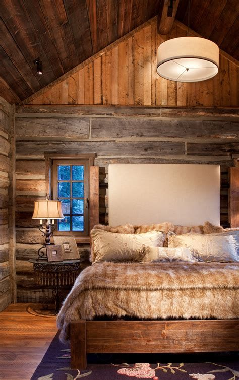 Cozy Rustic Bedroom Interior Designs For This Winter 31
