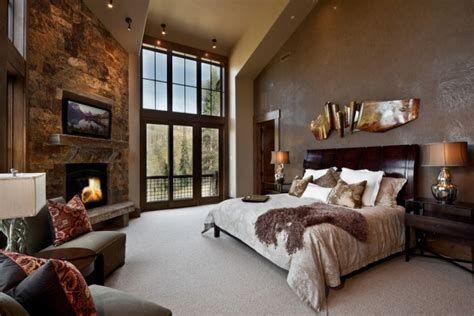 Cozy Rustic Bedroom Interior Designs For This Winter 33