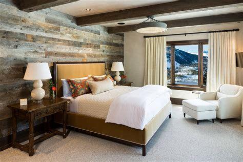 Cozy Rustic Bedroom Interior Designs For This Winter 35