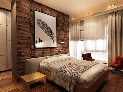 Cozy Rustic Bedroom Interior Designs For This Winter 38